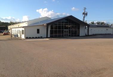 Cowin Equipment Company Storefront - Heavy Equipment Dealer in Birmingham, Alabama