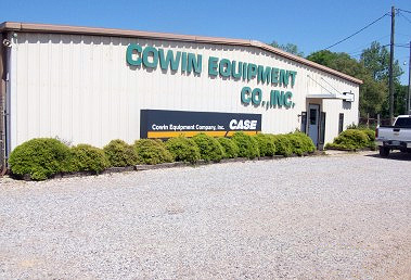 Cowin Equipment Oxford Office