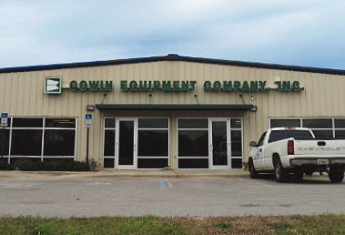 Cowin Equipment Company Pensacola, FL Location