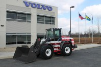1st American Made Volvo Wheel Loader