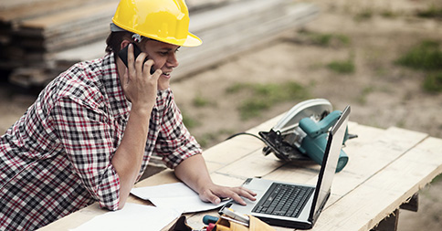 renting heavy construction equipment