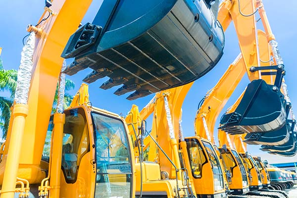 construction equipment rental in florida