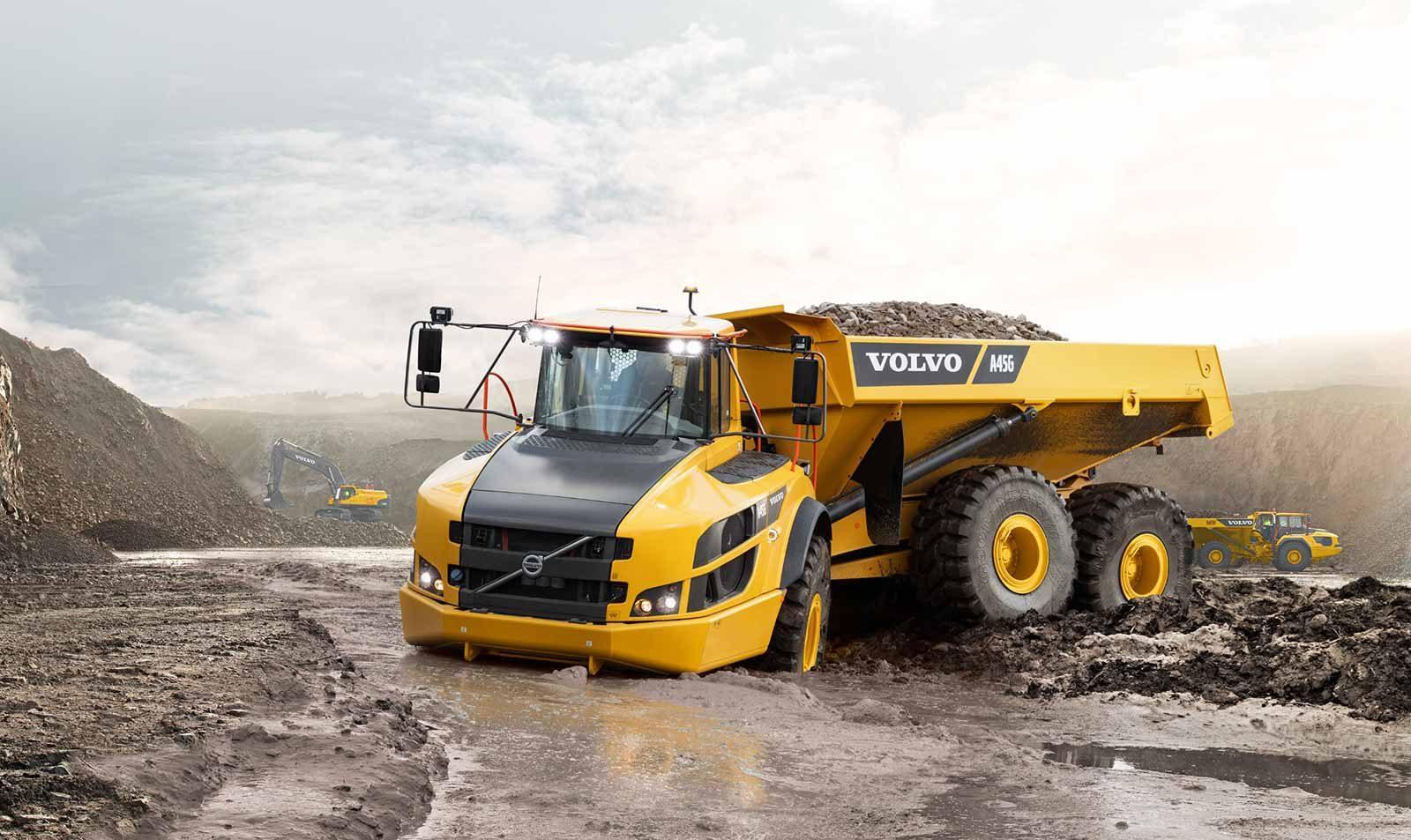 Heavy Construction Equipment Dealers in AL, GA, & FL