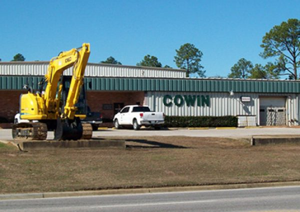 Heavy Construction Equipment Mobile, AL