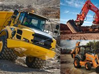 construction equipment sale