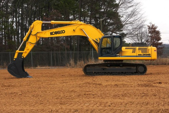 Kobelco Excavator | Birmingham Machinery | Cowin Equipment Company
