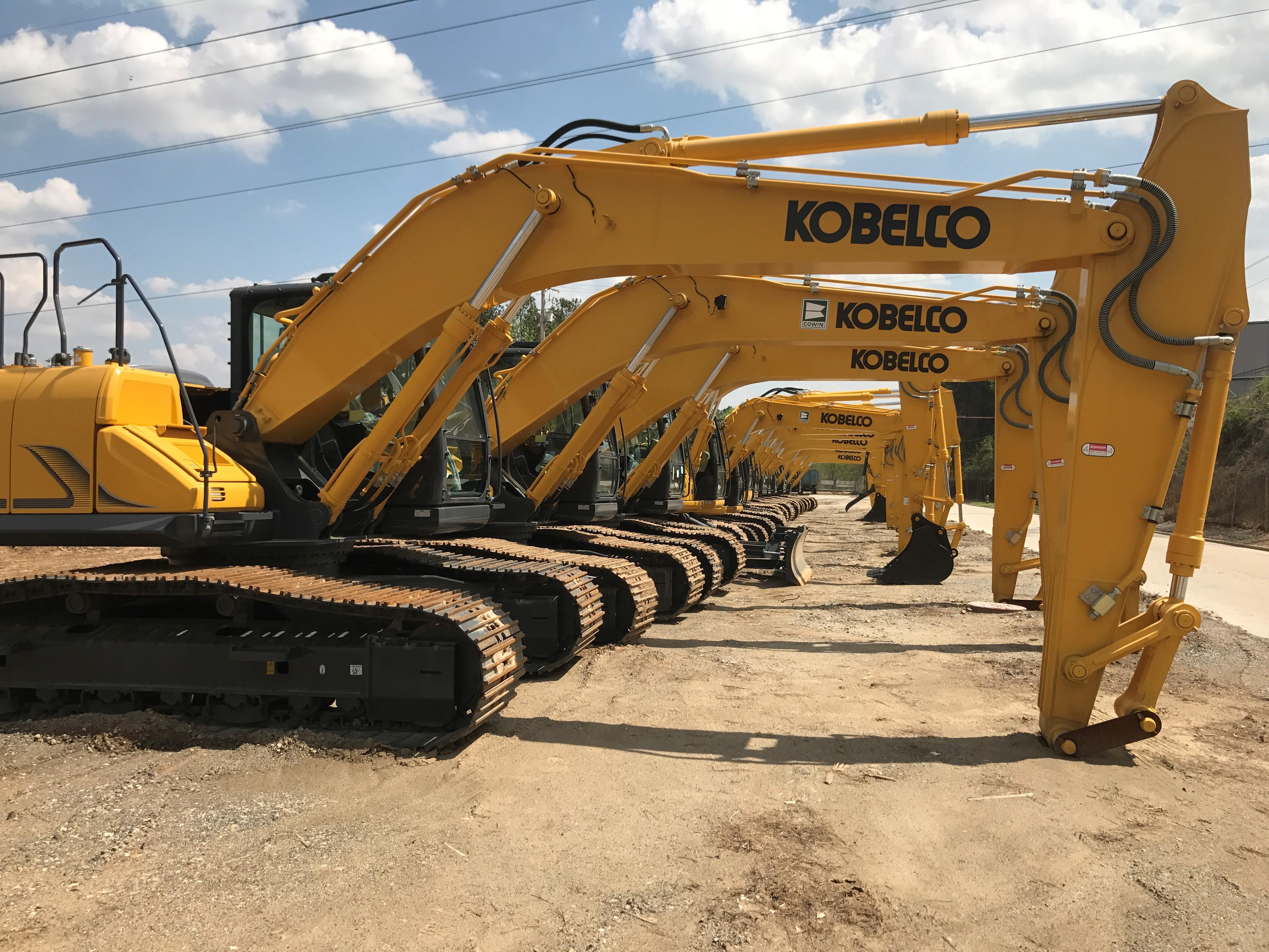 Kobelco 1 - Cowin Equipment Company, Inc